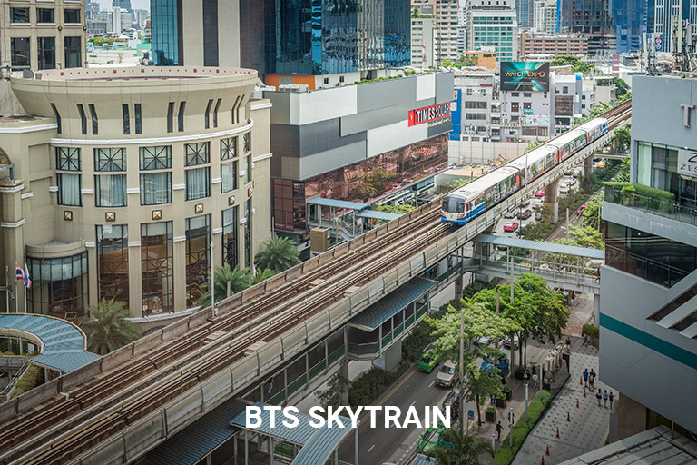 Gallery - Nantiruj Tower - Place - BTS Skytrain